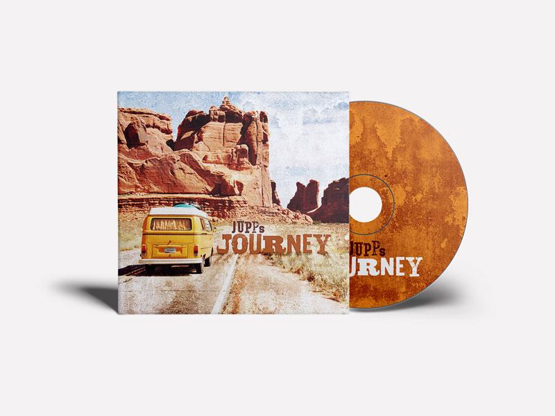 Jupp's Journey Albumcover