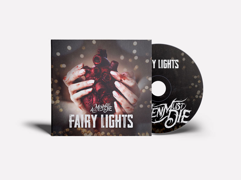 All Men Must Die – Fairy Lights Single Cover