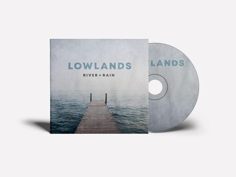River + Rain Lowlands Single Cover