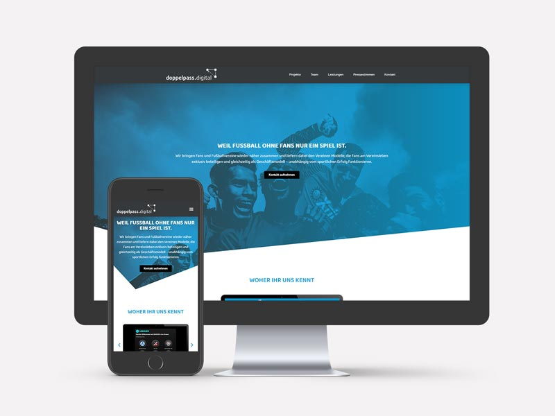 doppelpass.digital Webseite
