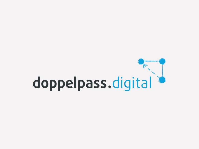 Doppelpass Digital Logo