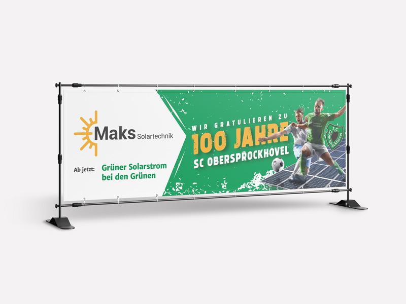 Maks Solartechnik SCO Banner