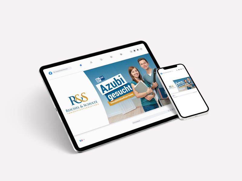 Reichel & Schulte Facebook Anzeige