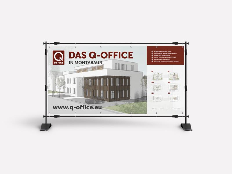 Q-Office Banner