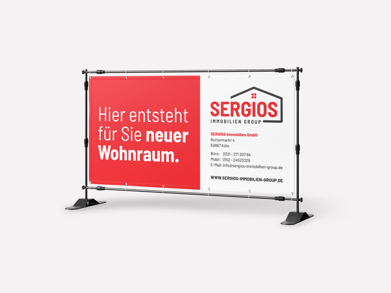 Sergios Immobilien Banner